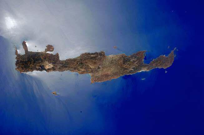 creta - Лучшие пляжи Крита.