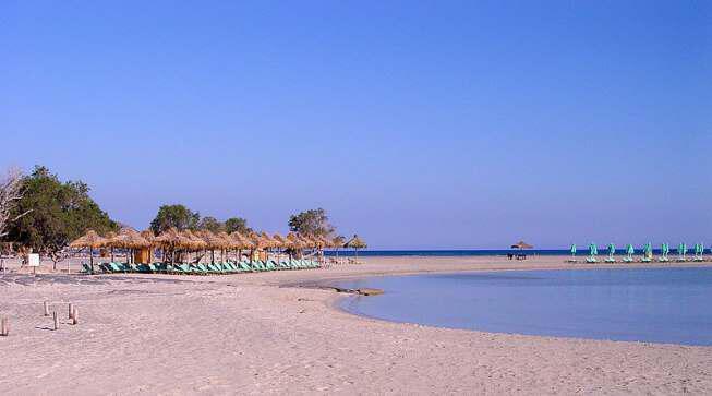 elafonisi - Греция-Крит-Остров Элафонисси и монастырь Криссоскалитисса
