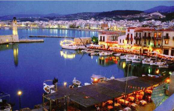 rethimno - Греция-Крит-Ретимно