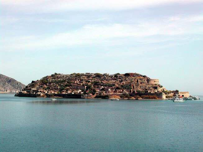spinalonga - Греция-Крит-Спиналонга