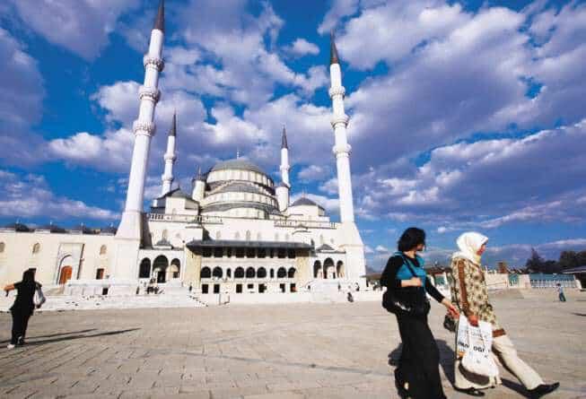 turkey - Достопримечательности Анкары