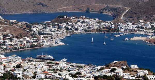 Волшебный остров Патмос 3 - What to see at the magical island of Patmos