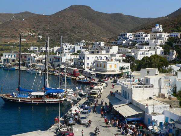 Восхитительный остров Аморгос 2 - Amazing Amorgos Island