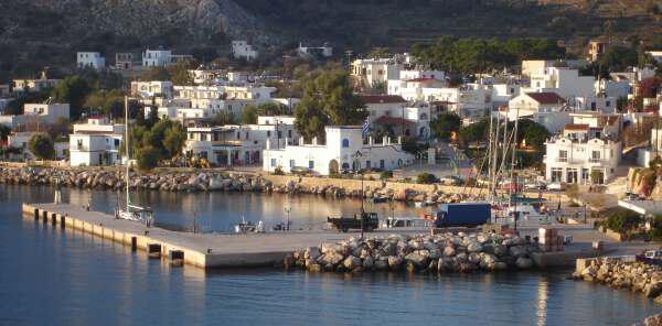 Все про милый греческий остров Тилос 3 - All about cute Greek island of Delos