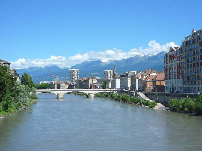 Гренобле 11 - Weekend in Grenoble what to do and where to stay