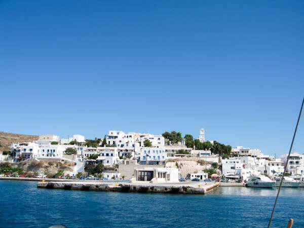 Замечательный греческий остров Милос 2 - Wonderful Greek island of Milos