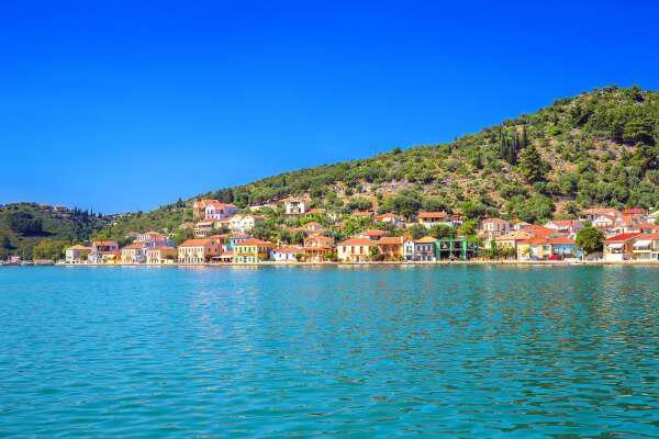 Красивый греческий остров Итаки 3 - Beautiful Greek island of Ithaca
