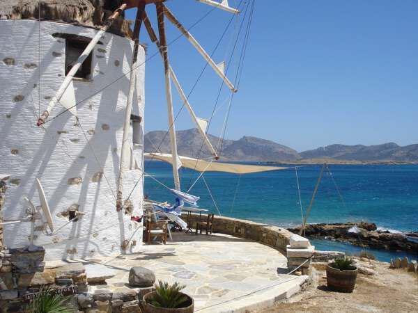 Летний отпуск на острове Куфониси 3 - Summer vacation on the island of Koufonisi