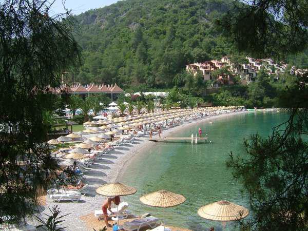 Лучшие курорты Турции 1 - Best resorts in Turkey