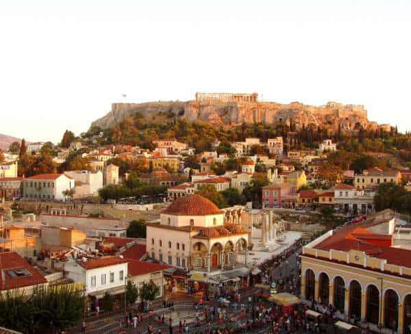 Лучшие отели Афин для семейного отдыха 1 - Best hotels in Athens for a family holiday