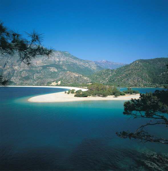 Лучшие пляжи Турции 1 - The best beaches in Turkey