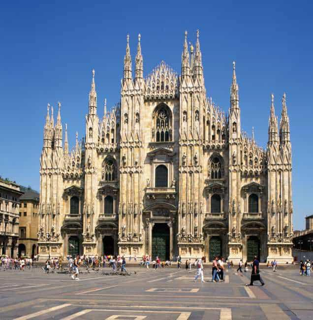 Милане 111 - Holidays in Milan: what to do and where to stay