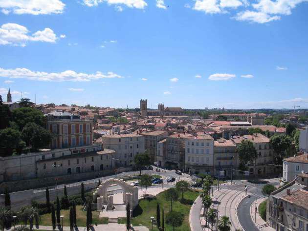 Монпелье 21 - Get to know sweet Montpellier