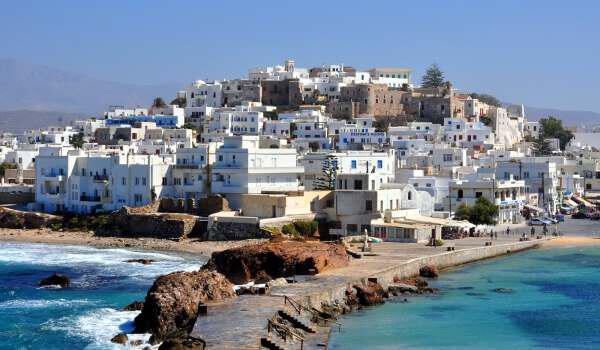 Наксос — красивый греческий остров для отдыха с детьми 2 - Naxos - a beautiful Greek island for families with children