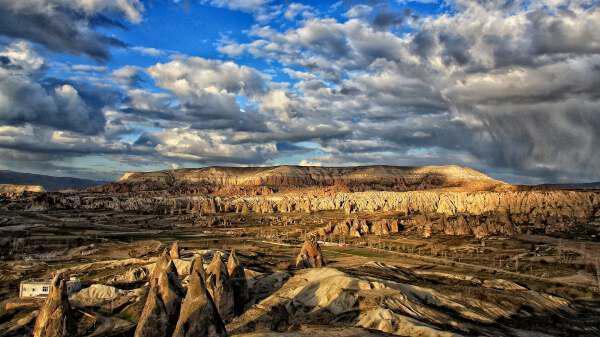 Отдых в Каппадокии 2 - Tourism in Cappadocia