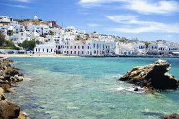Отдых на Миконосе 1 - Holidays in Mykonos