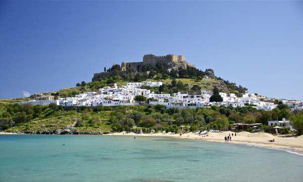 Отдых на греческом острове Родос 2 - Holidays on the Greek island of Rhodes