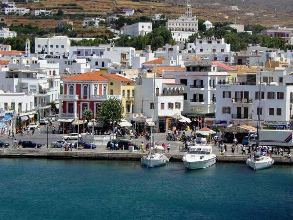 Отдых на греческом острове Тинос 2 - Holidays on the Greek island of Tinos