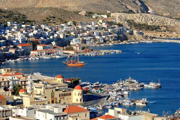 Отдых на острове Калимнос 3 - Tourism on the island of Kalymnos