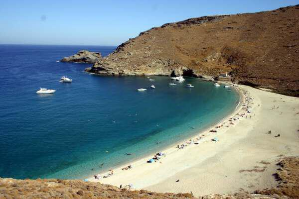 Отдых на превосходном греческом острове Андрос 1 - Excellent Greek island of Andros