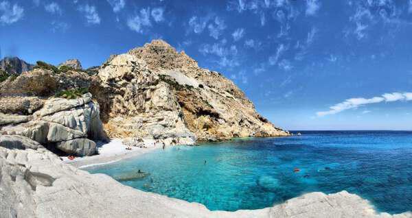 Отдых на сказочно красивом острове Икария 1 - Relax on the fabulous island of Ikaria