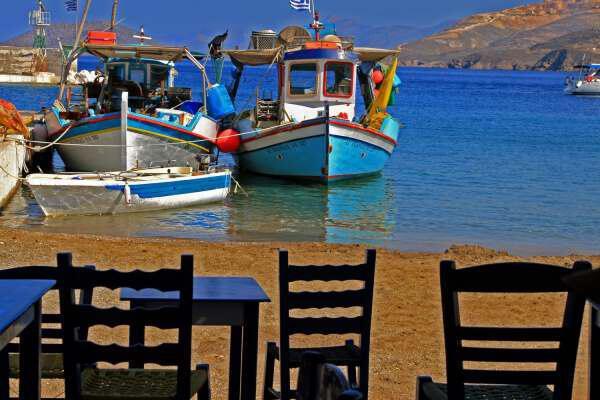 Отпуск на греческом острове Лерос 1 - Holiday on the Greek island of Leros