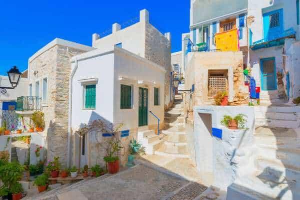 Очаровательный остров Сирос 3 - The enchanting island of Syros