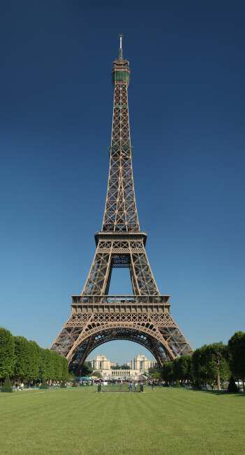 Парижа 51 - Famous arch in Paris