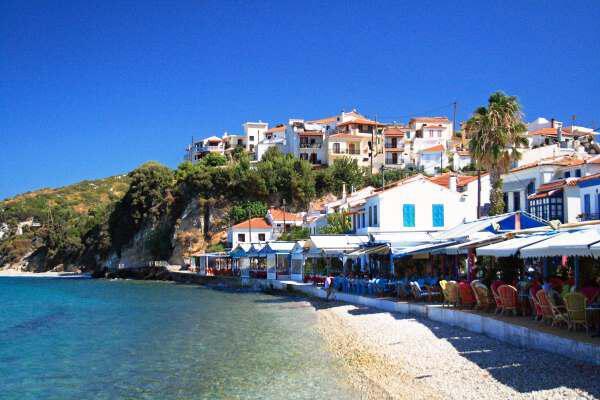 Превосходный греческий остров Самос 3 - Samos island what to visit and where to stay