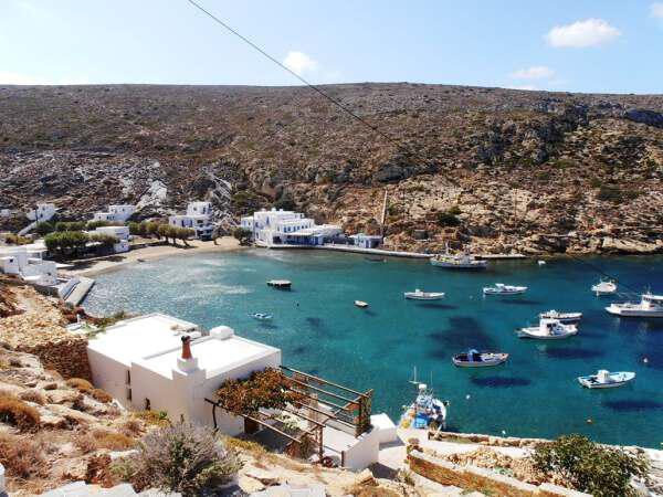 Прекрасный остров Сифнос 3 - Beautiful island of Sifnos