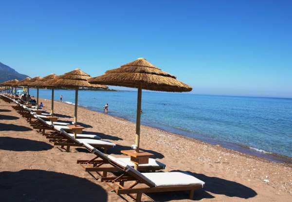 Семейный отдых на острове Парос 2 - Family vacation on the island of Paros