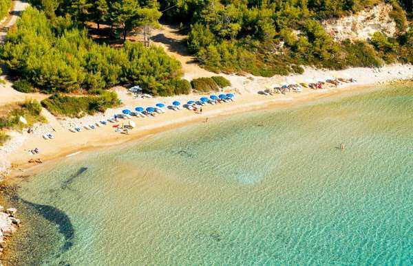 Спокойный отдых на острове Алониссос 1 - A relaxing stay on the island of Alonissos