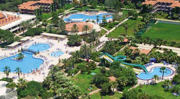 144 - The most popular five star hotels in Belek