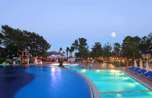 21 - Most popular five star hotels in Kemer