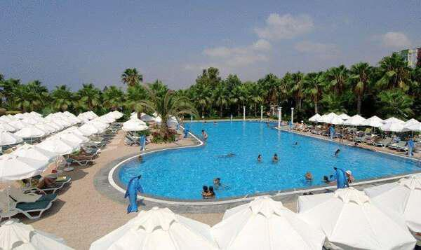211 - The best five-star resort hotels Alanya