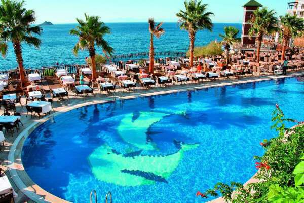 212 - Popular hotels in Bodrum