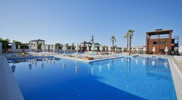 222 - Belek - the most popular hotels