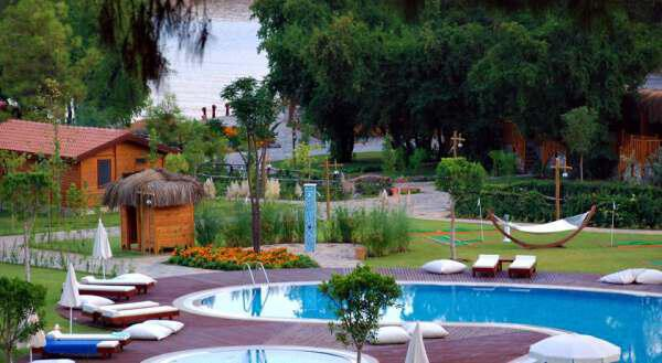 223 - Popular hotels in the Turkish resort of Fethiye