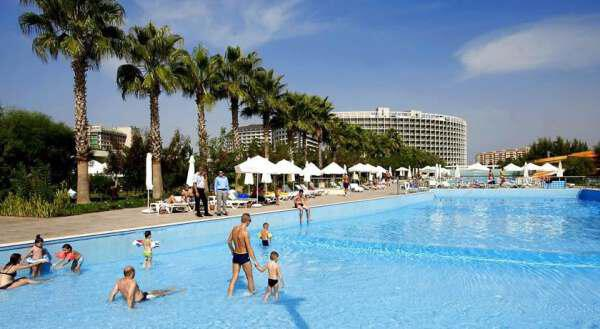 224 - Antalya - popular five star hotels