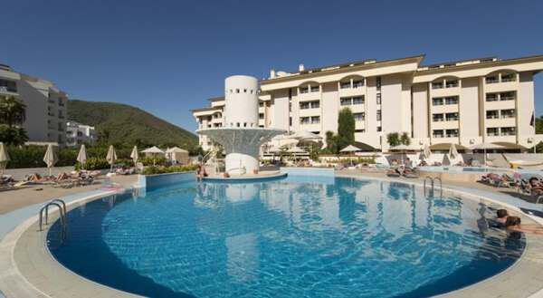 243 - Marmaris - the best five-star hotels
