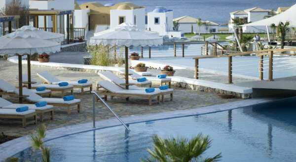 44 - The best hotels in the Greek island of Kos