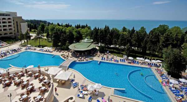 12 - The best hotels in the Bulgarian resort of Nessebar