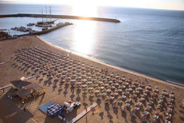 5 - The best hotels in the Bulgarian resort of Golden Sands