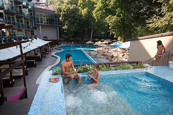 51 - Golden Sands - the best resort hotels