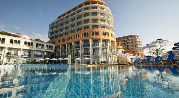 52 - The best hotels in the Bulgarian resort of St. Constantine and Helena