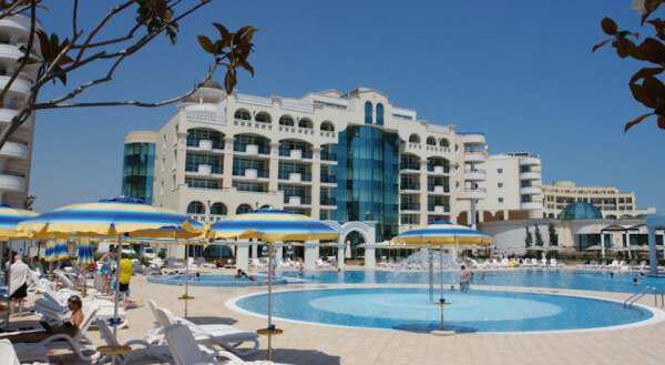 6 - Pomorie - popular Bulgarian resort
