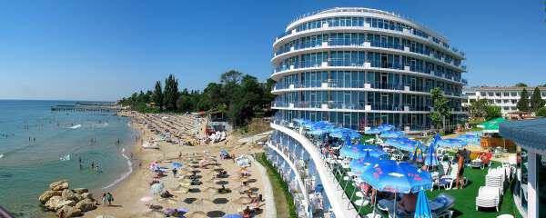 8 - St Constantine and Elena Bulgaria - popular resort hotels